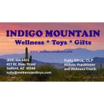 Indigo Mountain Wellness, Toy & GIfts profile image.