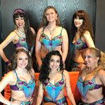 Authentic Belly Dancing Entertainment & Academy profile image.