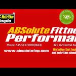 Absolute Fitness & Performance profile image.