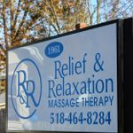 Relief & Relaxation Massage Therapy profile image.