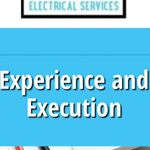 M.L.F Electrical Services profile image.