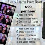 Ashley Creates Photo Booth profile image.