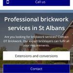 DT brickwork profile image.
