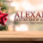 Alexandria Pastry Shop and Cafe profile image.