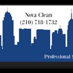 Nova Clean Services LLC profile image.