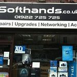 Laptop/computer repair walsall profile image.