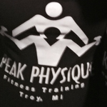 Peak Physique Fitness Training profile image.
