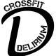 Delirium Fitness logo