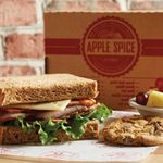 Apple Spice Box Lunch Delivery & Catering Austin, TX profile image.