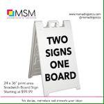 MSM Advertising & Logistics profile image.