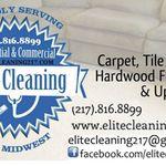 Elite cleaning profile image.