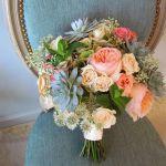 Tourterelle Floral Design profile image.