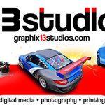 Graphix13Studios profile image.