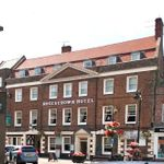 The Rose & Crown Hotel profile image.