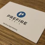 Prefire Media profile image.