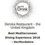 Deroka Restaurant profile image.