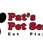 Pat's Pet Service profile image.