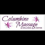 Columbine Massage profile image.