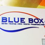 Blue Box profile image.