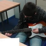 CJW Guitar Lessons profile image.