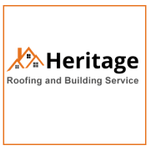 heritage roofing contractors profile image.