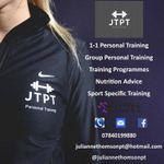 JTPT Personal Training profile image.