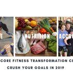 Crew Core Fitness profile image.
