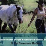 JL Performance Horses profile image.