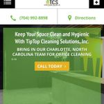 TipTop Cleaning Solutions profile image.