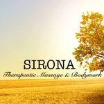 Sirona Therapeutic Massage & Bodywork profile image.