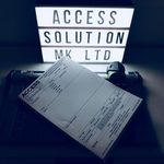 Access Solutions MK Ltd profile image.