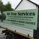 Rd trees and landscaping  profile image.