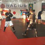 Radius Martial Arts Academy profile image.