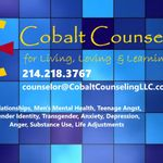 Cobalt Counseling, LLC profile image.