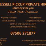 1stclass private hire profile image.