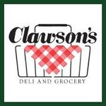 Clawson's Deli and Grocery profile image.