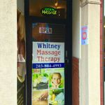 Whitney Massage Therapy profile image.