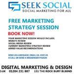 Seek Social Digital Marketing profile image.