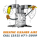Breathe Cleaner Aire logo