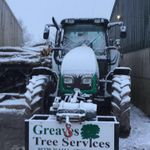 Greaves tree services profile image.
