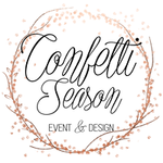 Confetti Season Event Design profile image.