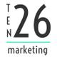 TEN26 Marketing logo