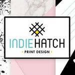 Indie Hatch Print Design and Stationery profile image.