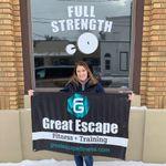 Great Escape Fitness LLC profile image.