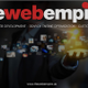 THE WEB EMPIRE LLC logo
