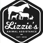 Lizzie's Animal Assistance profile image.