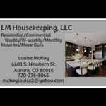 LM Housekeeping, LLC profile image.