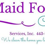 Maid For You Cleaning Services, Inc. profile image.