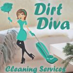 Dirt Diva Cleaning Services LLC profile image.