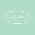 Amanda LeaAnn Weddings & Events profile image.